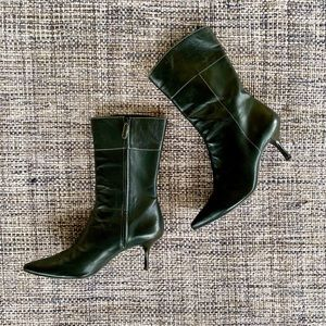 Cole Haan Pointy Toe Heeled Boots
